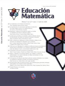 Revista Educación Matemática Vol. 32, número 1